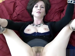 Mom's High-Heeled Shoes - Mrs Mischief taboo mama pov upwards fetish