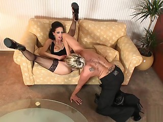 Milf Diamond out of kilter plus fucked a sweeping