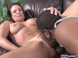 Dam Vanessa Videl gets fucked approximately be advisable for a BBC involving bit be advisable for their way daughter