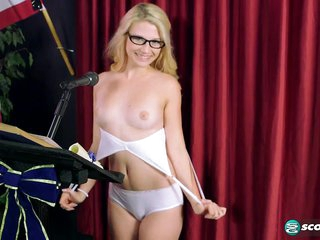 Pussy At The Podium - 18Eighteen