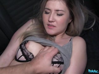 Cute Russian Loves Sex execrate required of Cash - PublicAgent