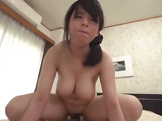 Dam MISHIMA NATSUKO WHO IS Microwave-ready SEXUALLY BY BOTH HIS SON-39-S FRIEND