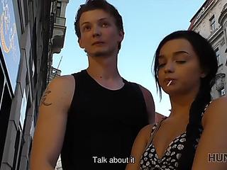 Hunt4k.menacing poor lad has to see girlfriend's astounding sex for cash
